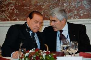 Berlusconi e Casini