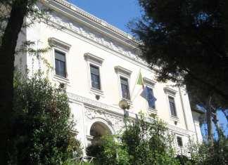 Villa Lubin, sede del CNEL