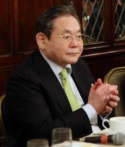 Il CEO Samsung, Lee Kun-Hee