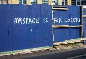 L'ultima campagna di comunicazione di MySpace