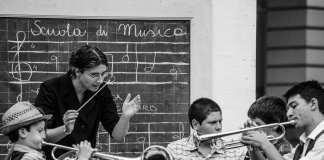 UNa scuola di musica per bambini