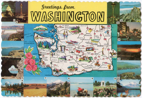 Saluti da Washington