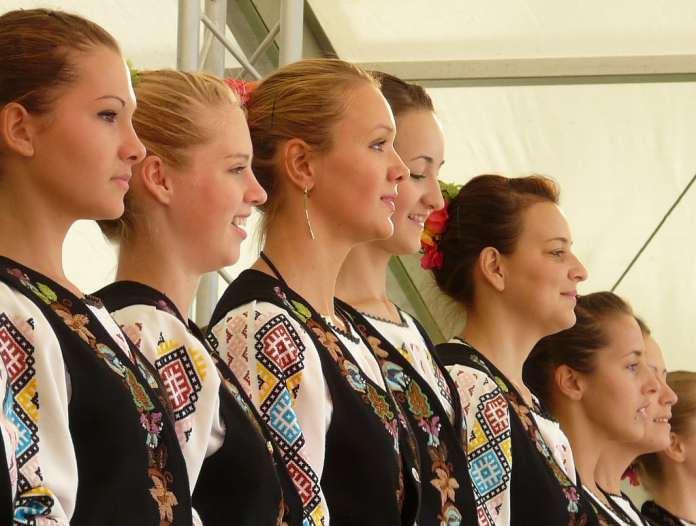 La nazionale femminile rumena di sottomissione