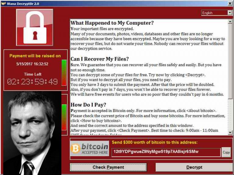 il Ransonware cripta tutti i dati del computer di Nichi Vendola. Comprensibili ora i testi dei suoi discorsi