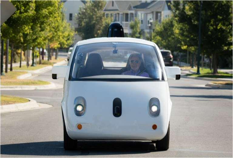 """""""Eravamo in pausa, la TV era accesa, ed è comparso Gentiloni"""". Google racconta com'è nata l'idea dell'auto senza conducente"""