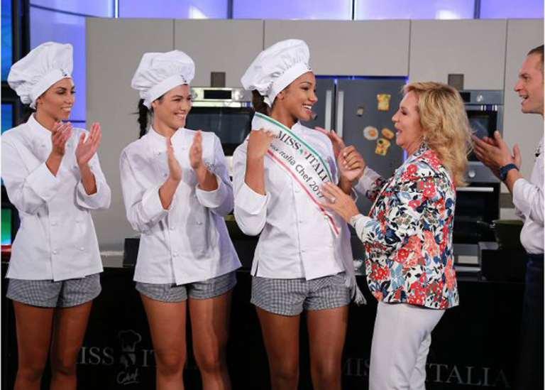 """Miss Italia, terza Samira, senegalese. E la Lega sbotta: """"Adesso basta, molestiamole, ma a casa loro"""""""